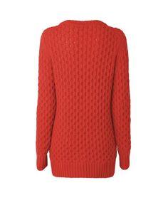 British Cable Wool Sweater gorgeous  #jaegerwoolweek