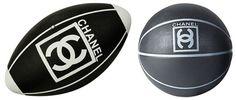 Chanel Football and Basketball