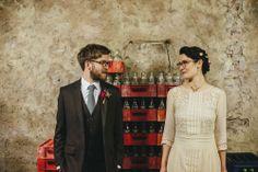 Eclectic Irish Wedding: Jane & Andrew