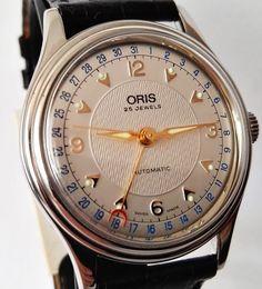 a69bff771f70 Actualmente en las subastas de  Catawiki  Reloj para hombre Oris Pointer  7470 –…