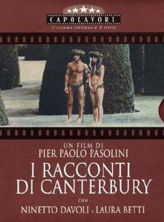 I Racconti Di Canterbury - Laura Betti, Franco Citti, Ninetto Davoli, Hugh Griffith - Pier Paolo Pasolini.