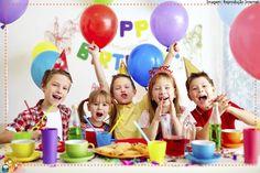Brincadeiras divertidas para festa de aniversário em casa