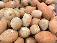 Super King. Weird Fruit. Coconut? Not sure. 3/6/15 #grocerystore
