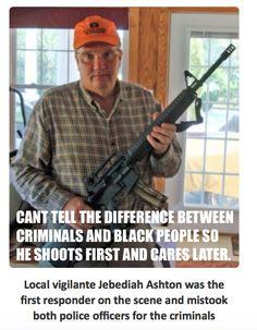 """""""good guy with a gun"""" asshat."""