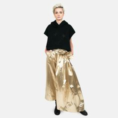 Bottoms & Overalls Category on Ioana Ciolacu Lace Skirt, Overalls, Fall Winter, Ballet Skirt, Neckline, Skirts, Sleeves, Fashion, Moda
