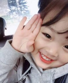Hy Dear, miss you so much🖤 hope you're here now my baby boo🐣-jb- Cute Asian Babies, Korean Babies, Asian Kids, Cute Babies, Cute Little Baby, Baby Kind, Little Babies, Cute Baby Girl Pictures, Baby Photos