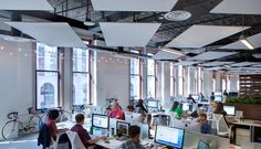 Tour LivingSocial's New and Energetic D.C. Offices