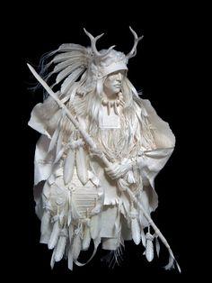 Elk Horn Warrior
