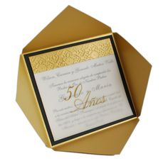 Golden Anniversary Invitations as good invitation example