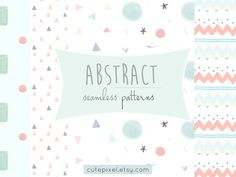 Your place to buy and sell all things handmade Small Business Cards, Business Card Design, Triangle Background, Digital Scrapbook Paper, Childrens Room Decor, Printable Paper, Gift Packaging, Blog Design, Dollhouse Miniatures