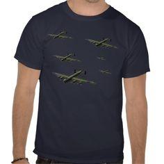 Avro Lancaster Tshirts