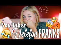 Ausrasten & heulen am Telefon ?! - YOUTUBER TELEFON VERARSCHE #2 | Dagi Bee - YouTube