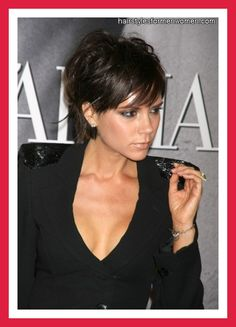 Short Sassy Hairstyles Round Faces   short sassy haircuts for round faces