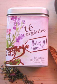 New product: organic tea...enjoy!