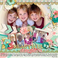 NEW to Sweet Shoppe Designs: Real Beauty by Megan Turnidge Cindy's Layered Templates - Half Pack 108: Photo Focus 51 by Cindy Schneider Stitches by Erica Zane Alphabitties No. 4 by Traci Reed Wolf in the City font