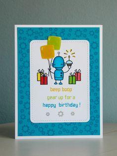 Robot Birthday | Flickr - Photo Sharing!