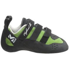 Millet LD Hybrid Climbing Shoes (For Women) in Greenery