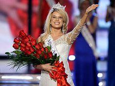 Miss Nebraska Teresa Scanlan   Miss America 2011