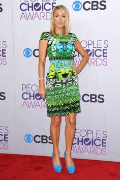 Paris Hilton - 39th Annual People's Choice Awards in LA 1/09/13