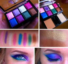 Make up kit 32, eyes-face & cheek, 95 kr, Viva la Diva.