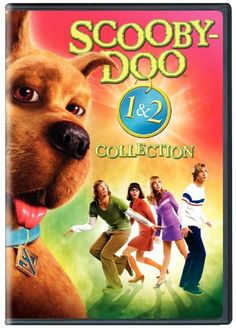 Scooby-Doo 1 & 2 Collection (Fullscreen) on DVD from Warner Bros. More Comedy, Mystery and Family DVDs available @ DVD Empire. Scooby Doo Film, Scooby Doo Mystery Incorporated, Freddie Prinze, Cartoon Dog, Running Cartoon, Tv Episodes, 2 Movie, Movie Collection, Warner Bros
