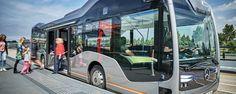 Mercedes på vej med selvkørende bybusser - Erhverv - LIVE