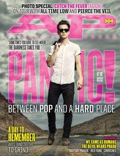 AP 304.2 // November 2013 // Panic! At The Disco