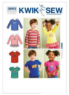 K3863 | Kwik Sew Patterns