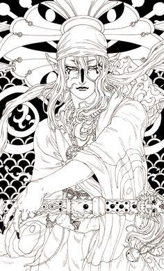 kusuriuri by sorskc.deviantart.com