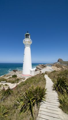 Castle Point Lighthouse - NZ