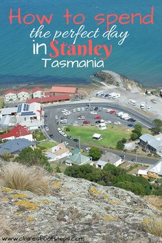 Stanley in Tasmania is the most wonderful beach town, perfect to spend a day in. Here's the best things to do on a day in Stanley! Sydney Photography, Nature Photography Tips, Ocean Photography, Visit Australia, Queensland Australia, Australia Travel, Western Australia, Tasmania Road Trip, Tasmania Travel