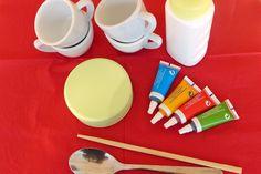 Faschingsschminke selbst gemacht Tableware, Dinnerware, Dishes