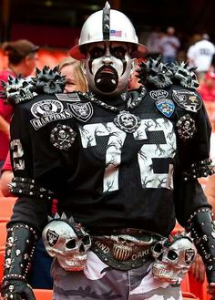 .ONLY IN THE RAIDER NATION!!! <3