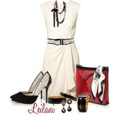 Animal print shoes by leilani-almazan on Polyvore