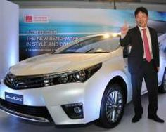 Toyota launches new version of Corolla Altis | News Nation