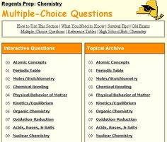 high school chemistry multiple choice questions Updated 8/28/2017 boyceville high school,  general chemistry multiple choice questions chapter 1  general chemistry multiple choice questions chapter 1.