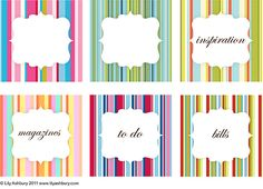 Cute free @LilyAshbury downloadable labels: http://lilyashbury.com/wp-content/uploads/2011/07/lily-ashbury-freebie-labels.jpg