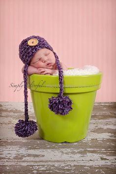 knit hats <3