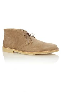 Ark Desert Boots - Mens Shoes - French Connection
