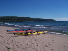 Sea Kayak Spirit of Lake Superior Park - Naturally Superior Adventures Sea Kayak, Lake Superior, Wilderness, Kayaking, Spirit, Boat, Adventure, Park, Nature