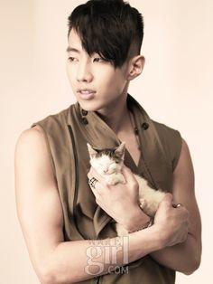 Jay Park - Vogue Girl Magazine November Issue '10
