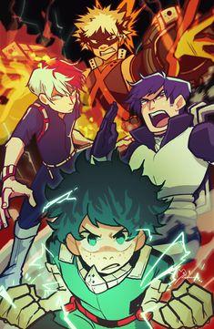 michelle r's art : turn up the heat! My Hero Academia Memes, Hero Academia Characters, Buko No Hero Academia, My Hero Academia Manga, Fanart, Boku No Hero Academy, Anime Shows, Me Me Me Anime, Art Reference