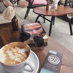 Chill time  Happy Humpday #Repost @lazycatscafe  Cup of coffee and your favourite book.. what else do you need do start your day?  @ariditakusuma