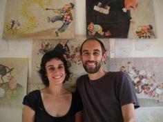 Mafalda Brito e Rui Pedro Lourenço | O Homem da Gaita | #Massivemov