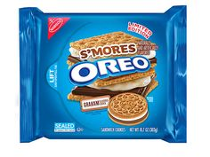 The limited-edition s'mores flavor — we like to call them S'moreos — will hit shelves nationwide starting May 22,