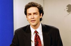 Norm MacDonald The Definitive Ranking Of SNL's Weekend Update Anchors Snl Weekend Update, Snl Cast Members, Norm Macdonald, My Favorite Year, Comedy Specials, Comedy Festival, Seth Meyers, Burt Reynolds, Man Crush Monday