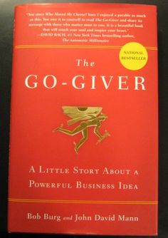 the go giver a literature review Review the key ideas in the book the go-giver by bob burg & john david mann in a condensed soundview executive book review summaries & book reviews of the year.