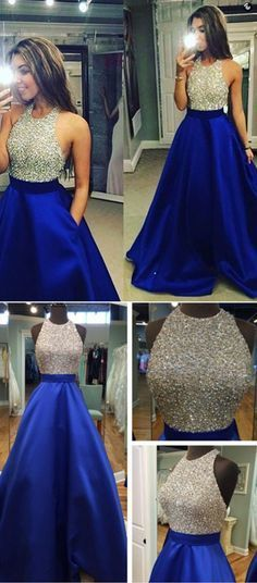new Prom Dress,ball gown Prom Dress,modest Prom Dress,royal blue bling princess Evening Dress sold by rhythmic. Shop more products from rhythmic on Storenvy, the home of independent small businesses all over the world.