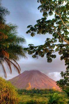 Volcán Arenal- Costa Rica
