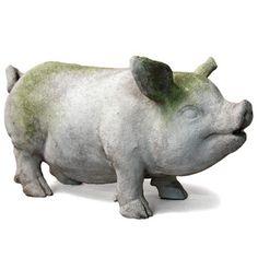 Animals Mr Pot Belly Statue